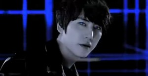 SuperJunior Blue Eyes