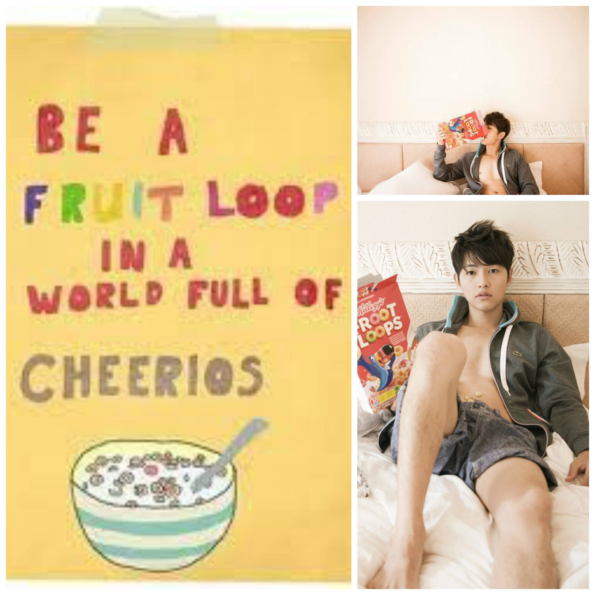 Frootloops Collage