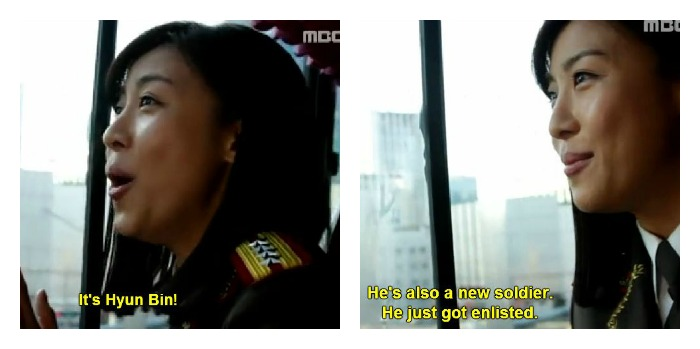 K2H Hyun Bin enlisted