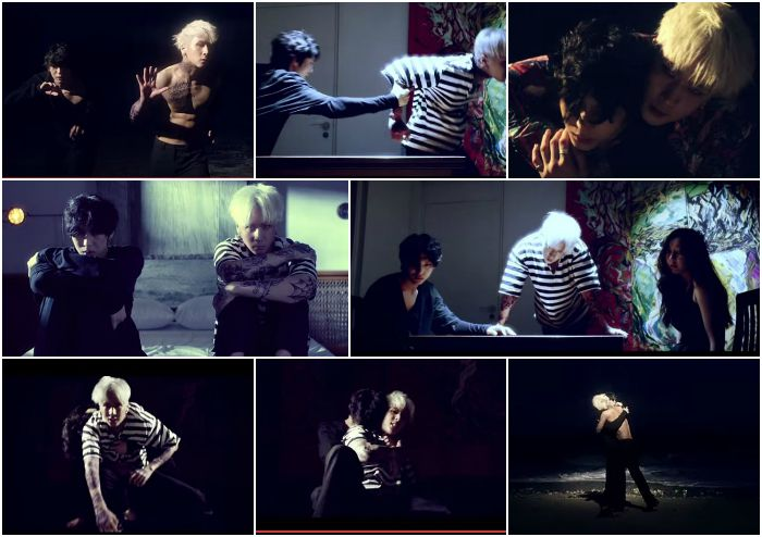 LR beautiful Liar fight