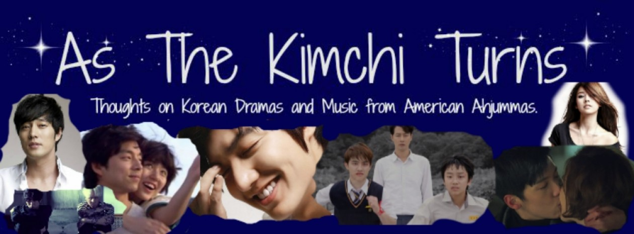 As The Kimchi Turns